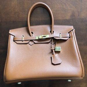 Handbags - 12 inch Birkin style bag